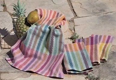Friendship Towels with Tintes Naturales